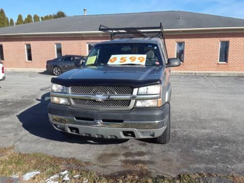 2003 Chevrolet Silverado 2500HD for sale at Dun Rite Car Sales in Downingtown PA