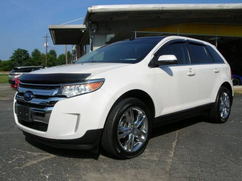 2012 Ford Edge for sale at South Atlanta Motorsports in Mcdonough GA