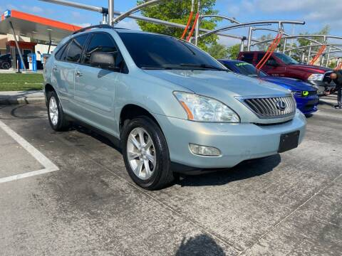 2009 Lexus RX 350 for sale at Xtreme Auto Mart LLC in Kansas City MO