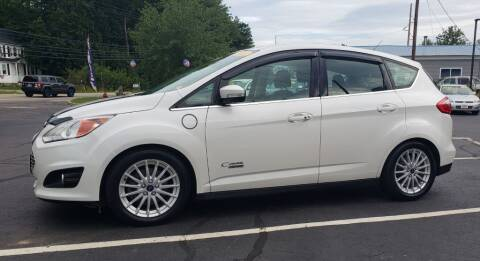 2015 Ford C-MAX Energi for sale at Healey Auto in Rochester NH