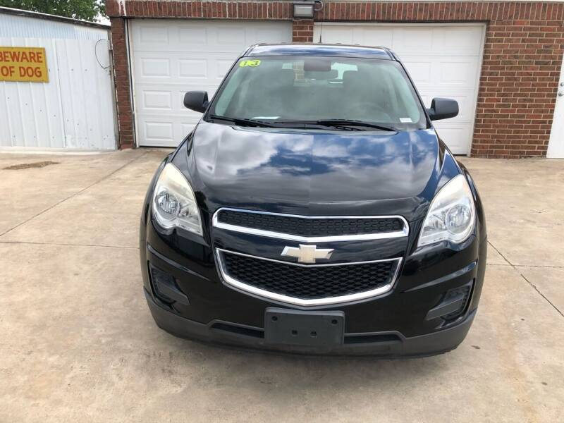 2013 Chevrolet Equinox for sale at Moore Imports Auto in Moore OK