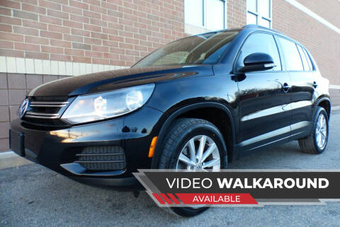 2017 Volkswagen Tiguan for sale at Macomb Automotive Group in New Haven MI