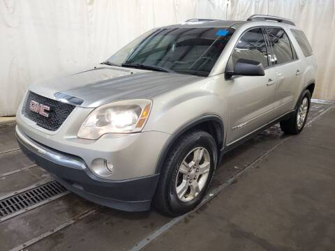 2008 GMC Acadia for sale at Euro Auto in Overland Park KS