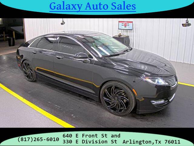 2014 Lincoln MKZ Hybrid for sale in Arlington, TX