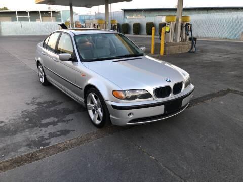 2005 BMW 3 Series for sale at Fast Lane Motors in Turlock CA