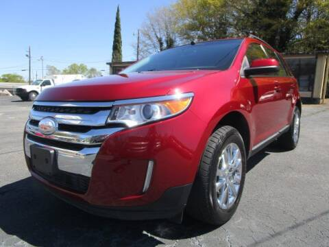 2013 Ford Edge for sale at Lewis Page Auto Brokers in Gainesville GA