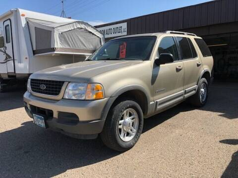 2002 Ford Explorer for sale at WINDOM AUTO OUTLET LLC in Windom MN