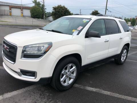 2013 GMC Acadia for sale at Diana Rico LLC in Dalton GA