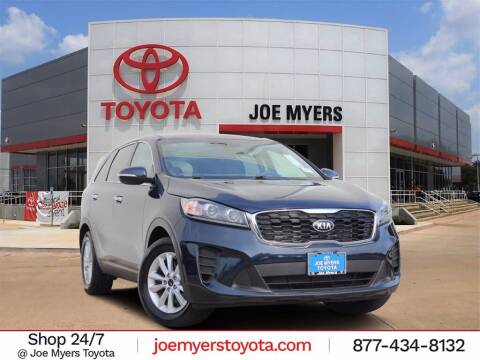 2019 Kia Sorento for sale at Joe Myers Toyota PreOwned in Houston TX