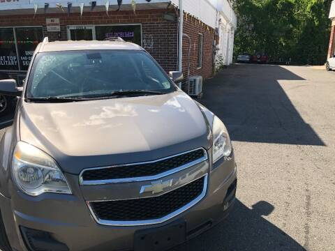 2011 Chevrolet Equinox for sale at REGIONAL AUTO CENTER in Stafford VA