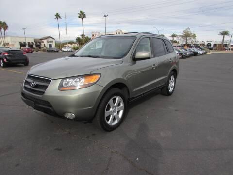 2007 Hyundai Santa Fe for sale at Charlie Cheap Car in Las Vegas NV