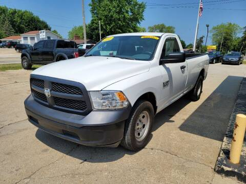 2014 RAM Ram Pickup 1500 for sale at Clare Auto Sales, Inc. in Clare MI