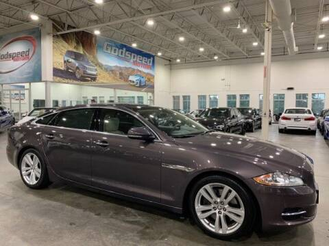 2010 Jaguar XJ for sale at Godspeed Motors in Charlotte NC