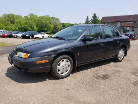 2002 Saturn S-Series for sale at Shores Auto in Lakeland Shores MN