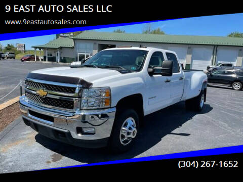2012 Chevrolet Silverado 3500HD for sale at 9 EAST AUTO SALES LLC in Martinsburg WV