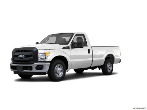 2011 Ford F-250 Super Duty for sale at Moser Motors Of Portland in Portland IN