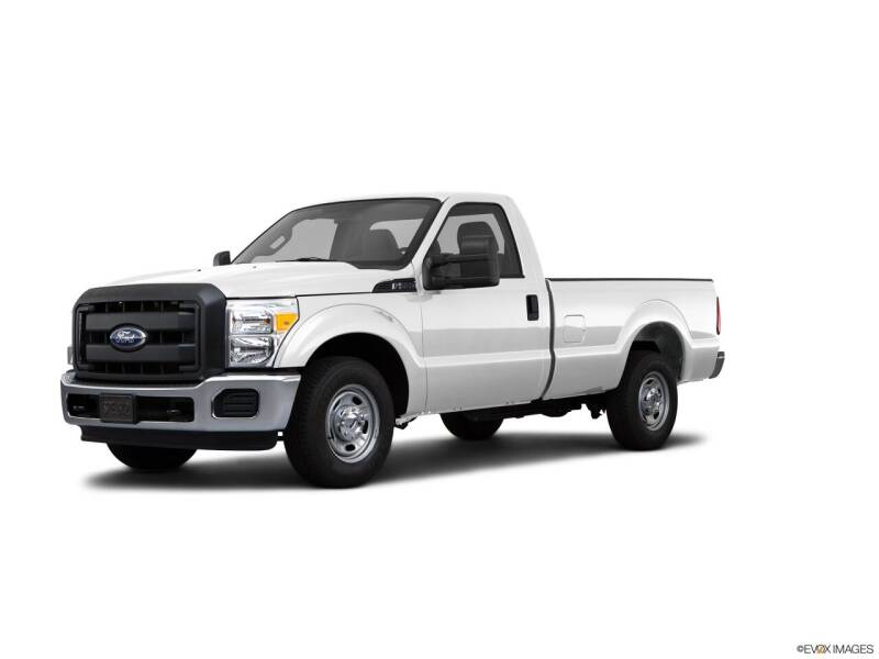 2011 Ford F-250 Super Duty for sale at BROADWAY FORD TRUCK SALES in Saint Louis MO