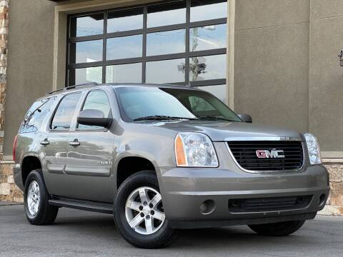 2009 GMC Yukon for sale at Unlimited Auto Sales in Salt Lake City UT
