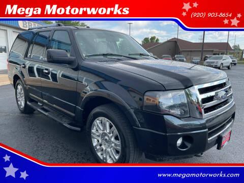 2011 Ford Expedition for sale at Mega Motorworks in Appleton WI