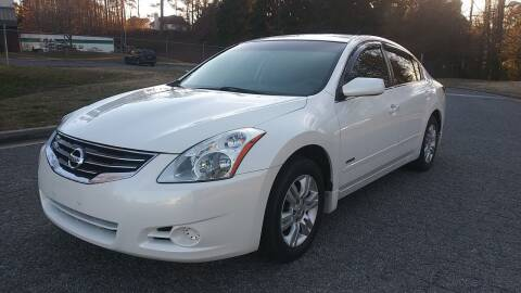 2010 Nissan Altima Hybrid for sale at Final Auto in Alpharetta GA