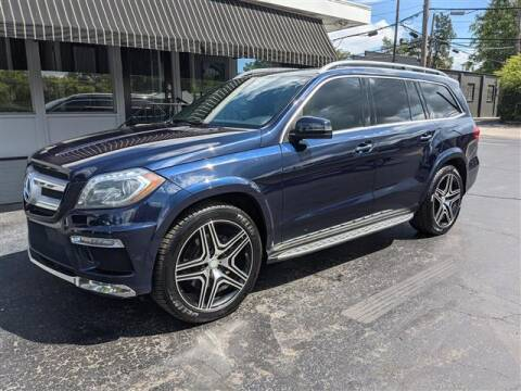 2014 Mercedes-Benz GL-Class for sale at GAHANNA AUTO SALES in Gahanna OH