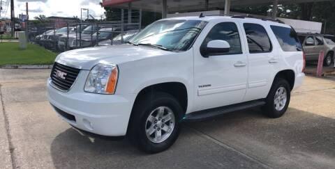 2012 GMC Yukon for sale at Baton Rouge Auto Sales in Baton Rouge LA