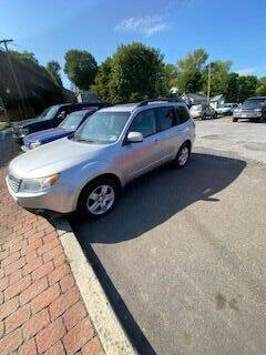 2010 Subaru Forester for sale at DPG Enterprize in Catskill NY