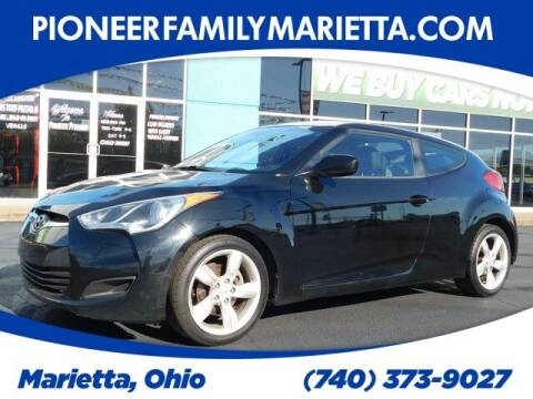 2012 Hyundai Veloster for sale at Pioneer Family preowned autos in Williamstown WV