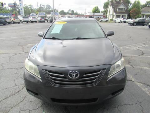 2009 Toyota Camry for sale at Maluda Auto Sales in Valdosta GA