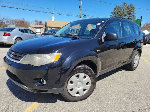 2008 Mitsubishi Outlander for sale at J's Auto Exchange in Derry NH