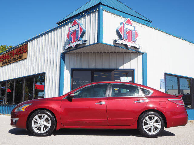 2015 Nissan Altima for sale at DRIVE 1 OF KILLEEN in Killeen TX