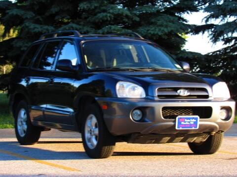 2005 Hyundai Santa Fe for sale at NY AUTO SALES in Omaha NE