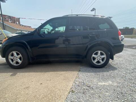 2003 Toyota RAV4 for sale at Casey Classic Cars in Casey IL
