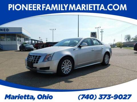 2013 Cadillac CTS for sale at Pioneer Family preowned autos in Williamstown WV