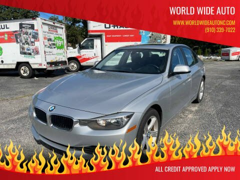 2013 BMW 3 Series for sale at World Wide Auto in Fayetteville NC