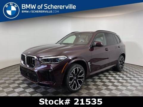 2021 BMW X5 M for sale at BMW of Schererville in Shererville IN