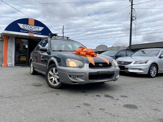 2005 Subaru Impreza for sale at OTOCITY in Totowa NJ
