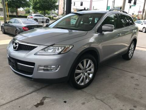 2008 Mazda CX-9 for sale at Michael's Imports in Tallahassee FL
