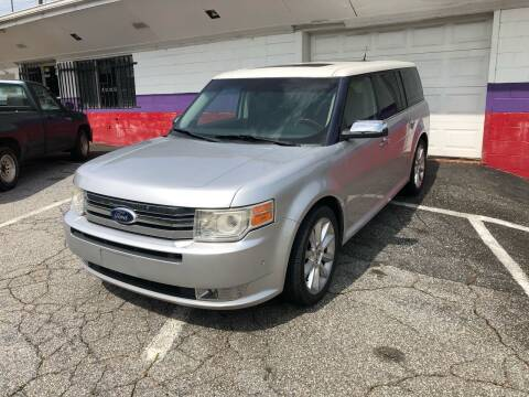 2011 Ford Flex for sale at Rick's Cycle in Valdese NC