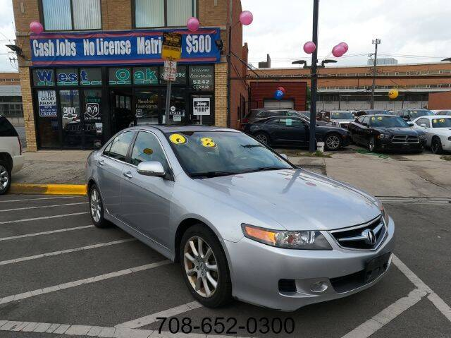 2008 Acura TSX for sale at West Oak in Chicago IL