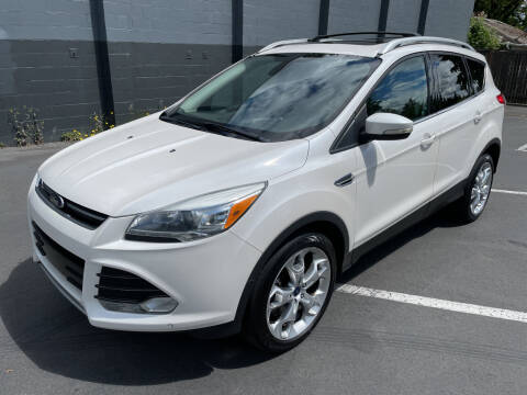 2013 Ford Escape for sale at APX Auto Brokers in Lynnwood WA