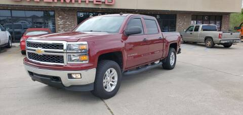 2014 Chevrolet Silverado 1500 for sale at WHOLESALE AUTO GROUP in Mobile AL