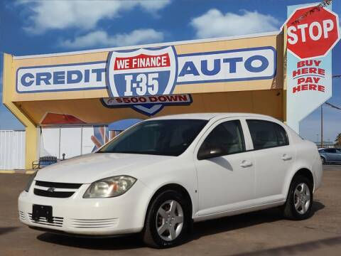 2008 Chevrolet Cobalt for sale at Buy Here Pay Here Lawton.com in Lawton OK