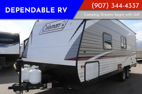 2021 Dutchmen Coleman Lantern Lt for sale at Dependable RV in Anchorage AK