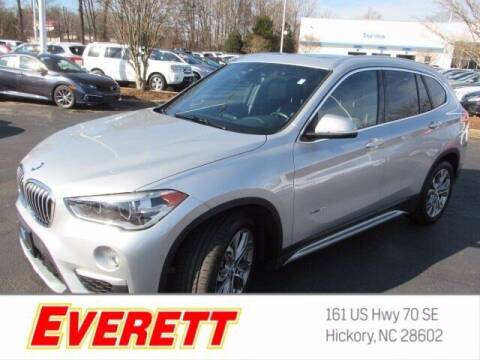 2016 BMW X1 for sale at Everett Chevrolet Buick GMC in Hickory NC