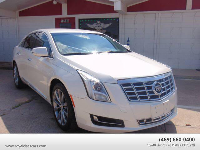 2013 Cadillac XTS for sale in Grand Prairie, TX