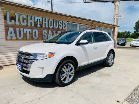 2011 Ford Edge for sale at Lighthouse Auto Sales LLC in Grand Junction CO