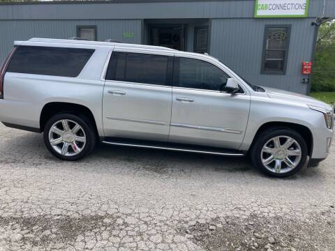 2015 Cadillac Escalade ESV for sale at Car Connections in Kansas City MO