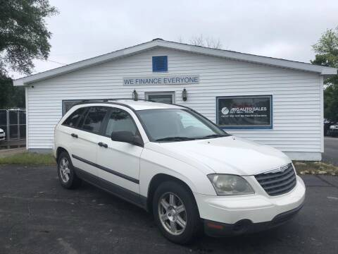 2006 Chrysler Pacifica for sale at ARG Auto Sales in Jackson MI