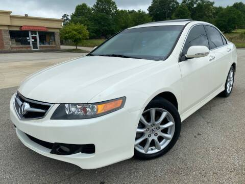 2008 Acura TSX for sale at Gwinnett Luxury Motors in Buford GA